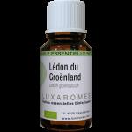 Huile essentielle de lédon du Groënland bio -Luxaromes - 10ml