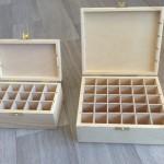 Coffret de rangement d'aromathérapie: huiles essentielles, fragrances de 5,10 ml-Luxaromes-