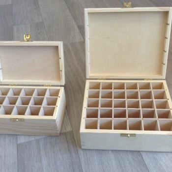 coffret de rangement pour huiles essentielles rolls on luxaromes. Black Bedroom Furniture Sets. Home Design Ideas