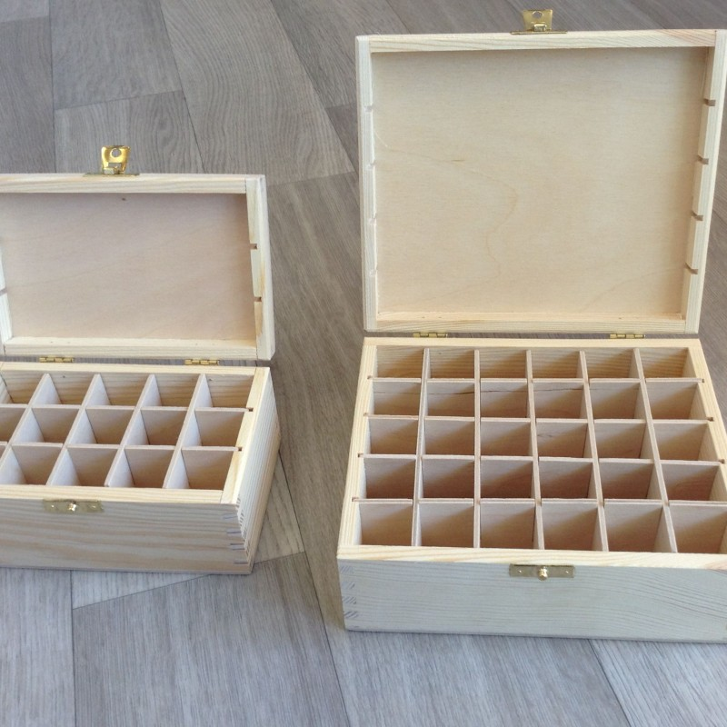 coffret de rangement pour huiles essentielles rolls on luxaromes. Black Bedroom Furniture Sets. Home Design Ideas