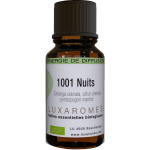 Synergie d'huiles essentielles 1001-NUITS- Luxaromes