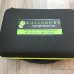 Aroma box - 60flacons d'huiles essentielles - Luxaromes
